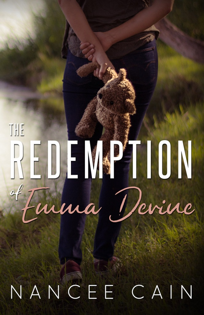 Nancee Cain The Redemption of Emma Devine book cover