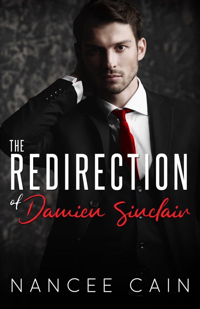 Nancee Cain The Redirection of Damien Sinclair book cover